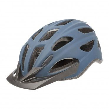 City'Go - City Helmet with Rear Led Light Blue - M Size