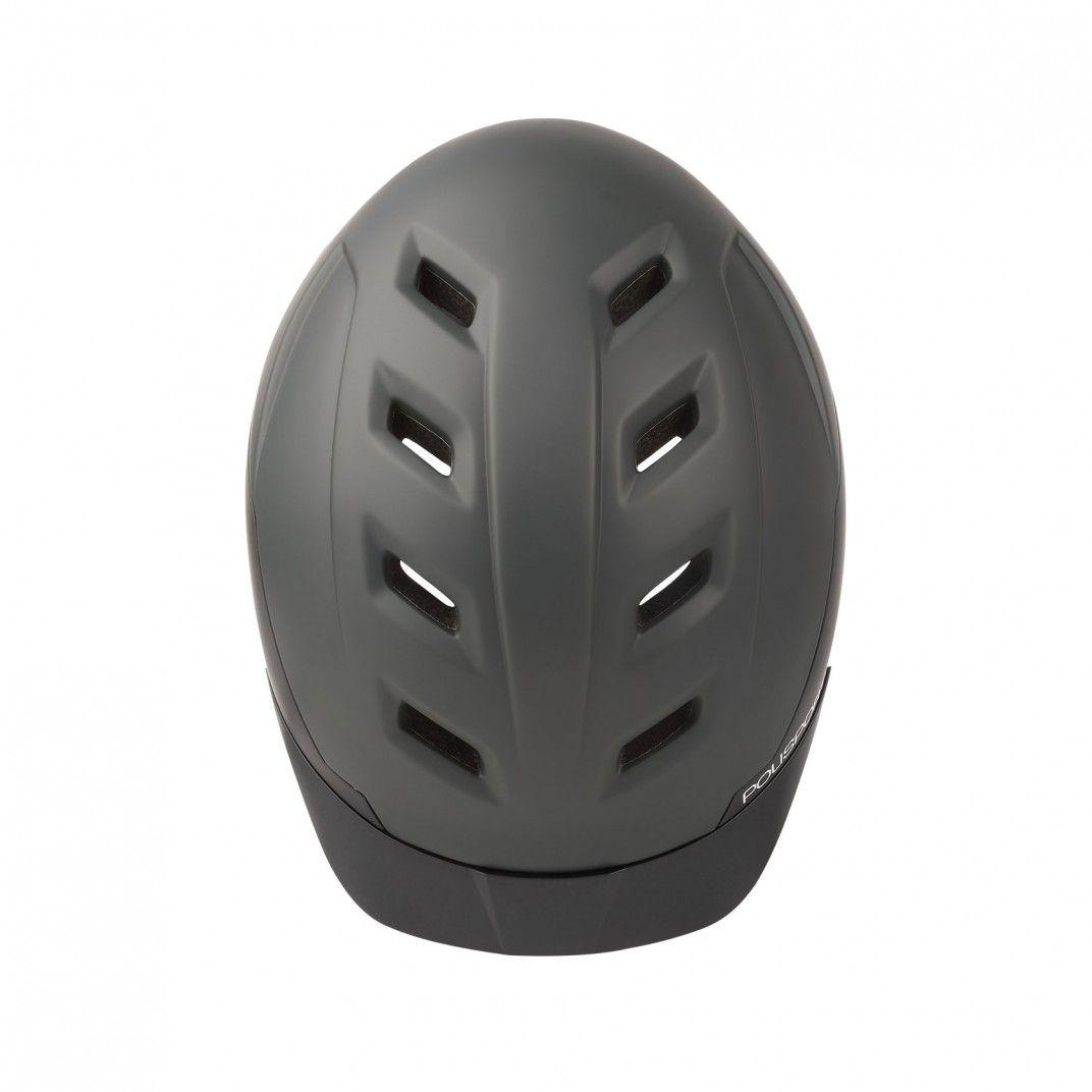 E-City - Casco para E-Bikes Negro y Gris - Talla M