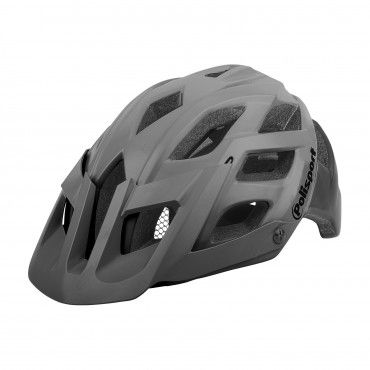 E3 - MTB Extreme and Enduro Helmet Dark Grey - L Size