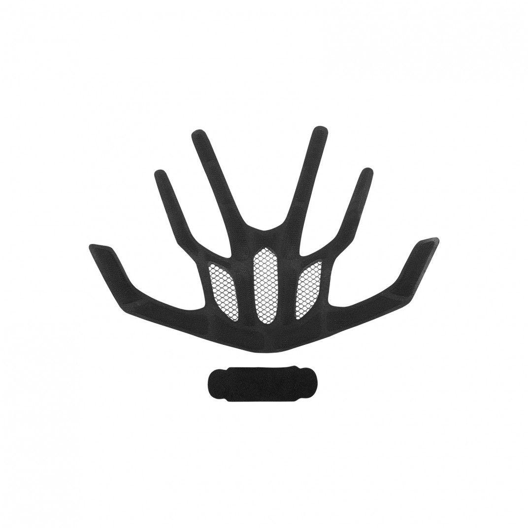 E3 - Fahrradhelm für MTB und Enduro Gelb und Schwarz - Größe L