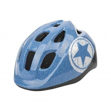 Junior - Bicycle Helmet for Older Kids Blue