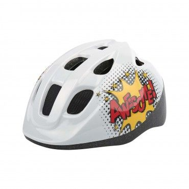 Junior - Bicycle Helmet for Older Kids White