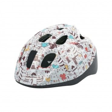 Junior - Casco per Bicicletta Colorito