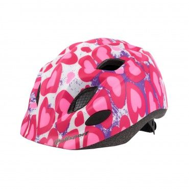 S Junior Premium - Bicycle Helmet for Kids Pink