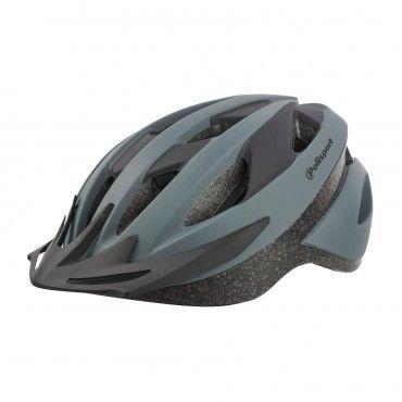 Sport Ride - Casco de Bicicleta para MTB y Trekking Gris Oscuro - Talla M