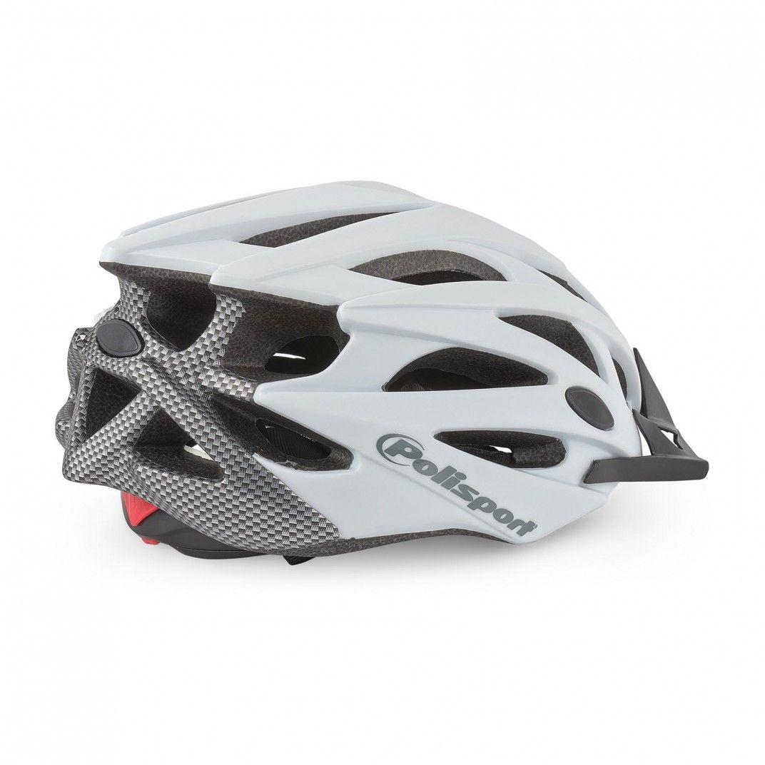 Twig - Casque pour Cyclisme et VTT Blanc - Taille L