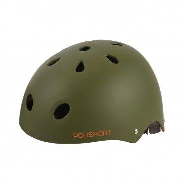 Urban Radical - Urban Cycling Helmet for Kids Green