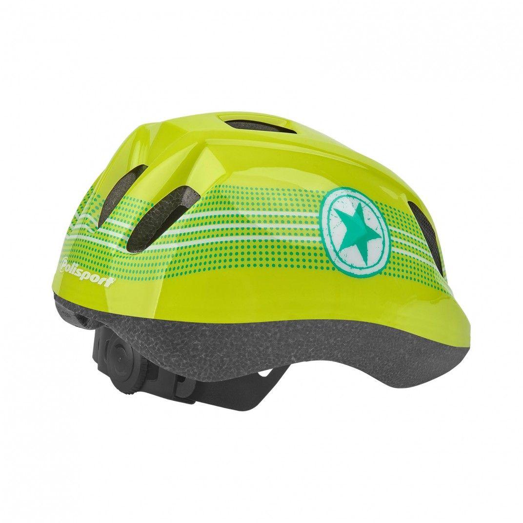 XS Kids Casco de Bicicleta para Niños Verde