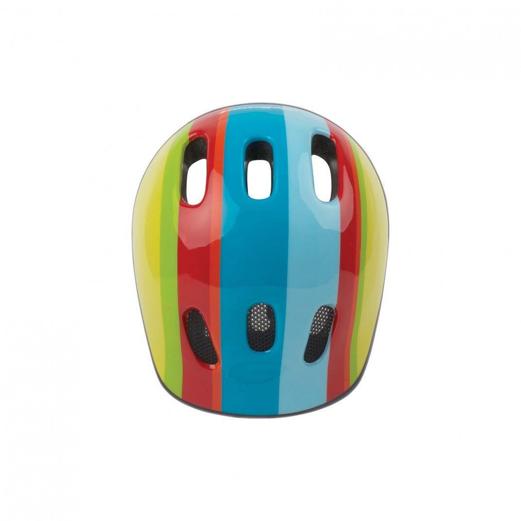 XXS Baby - Casco per Bicicletta Colorito
