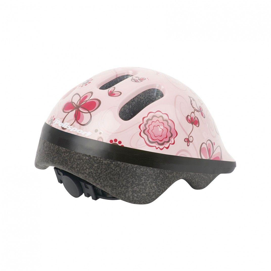 XXS Baby - Casco per Bicicletta Rosa