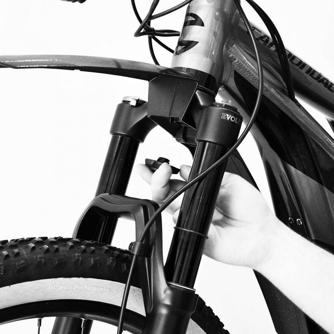 Mud-Pro - Front Fender for MTB