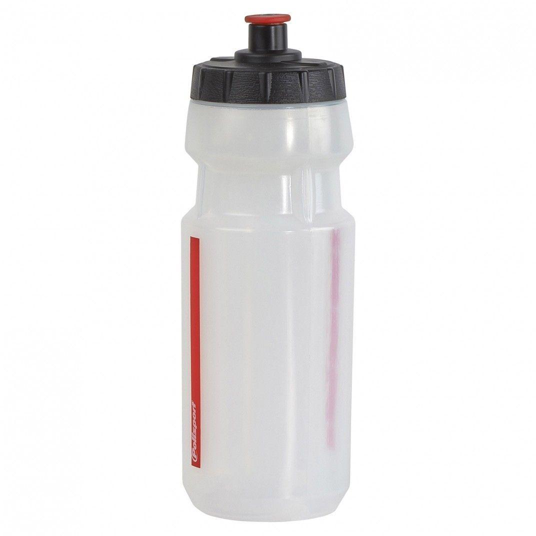 Screw-On Bottle Scale 700ml Clear Black