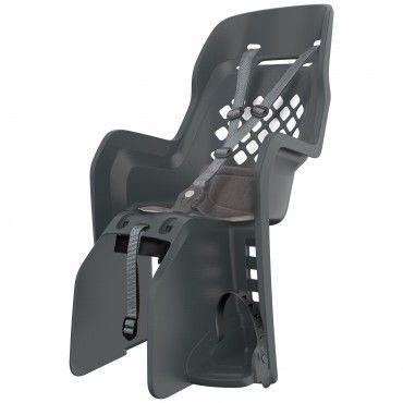Joy CFS - Cadeira para Bicicleta de Fixação ao Porta-Bagagem Cinzenta