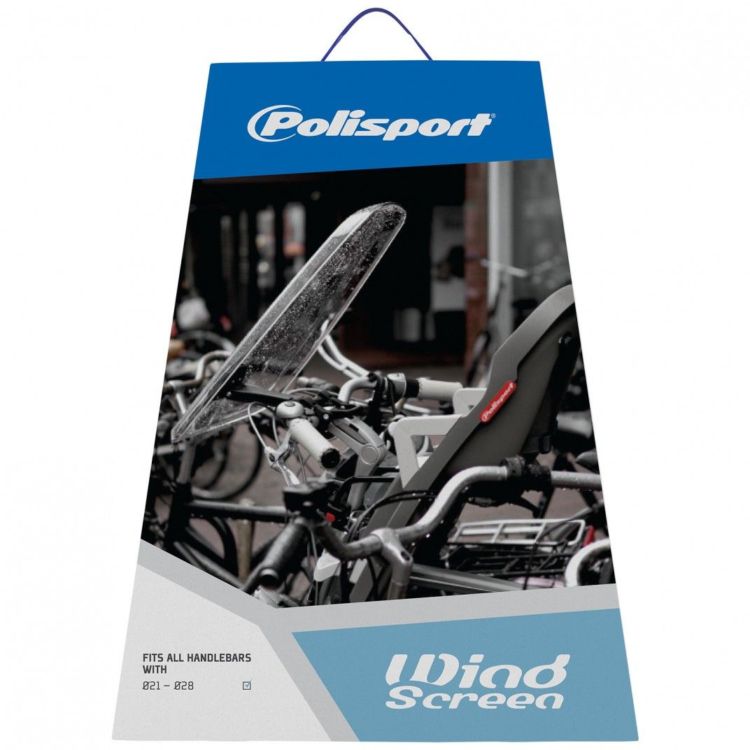 Windscreen for Handlebars