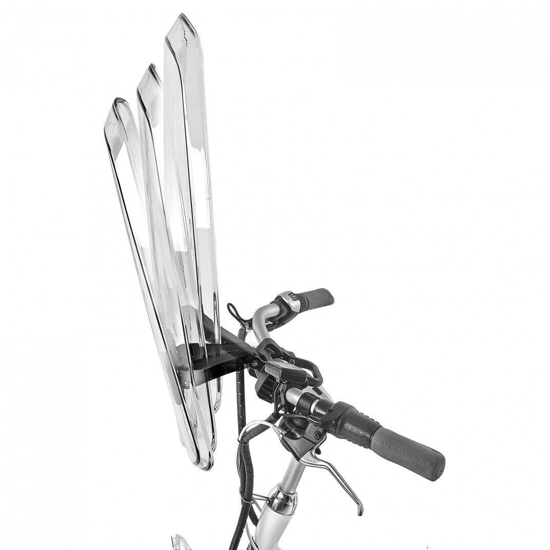 Windschutzscheibe für Lenker