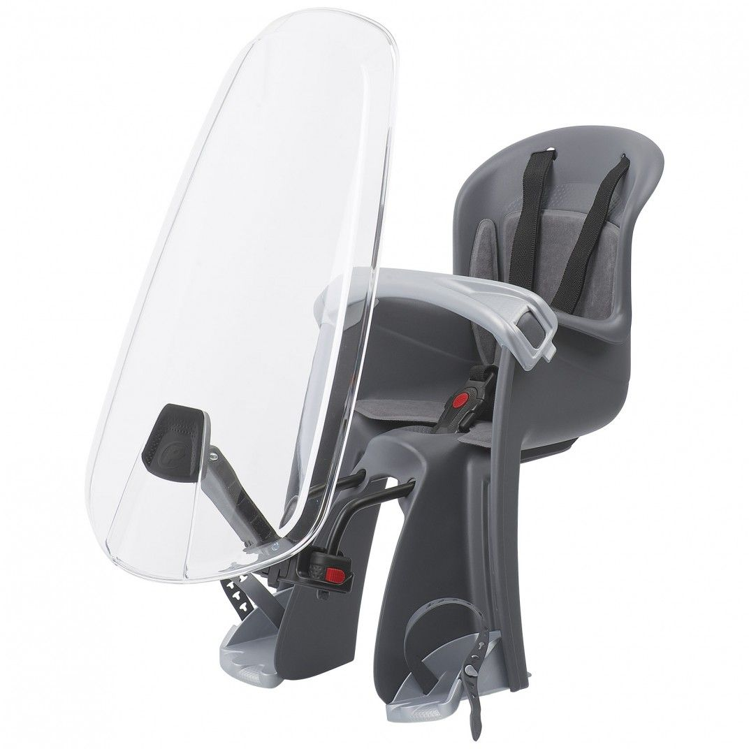 Windscreen for Polisport Front Bicycle Seats