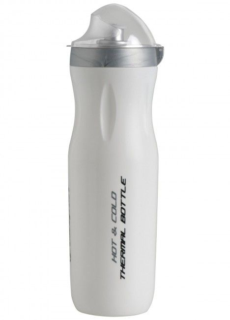 Hot & Cold - Thermal Bottle White