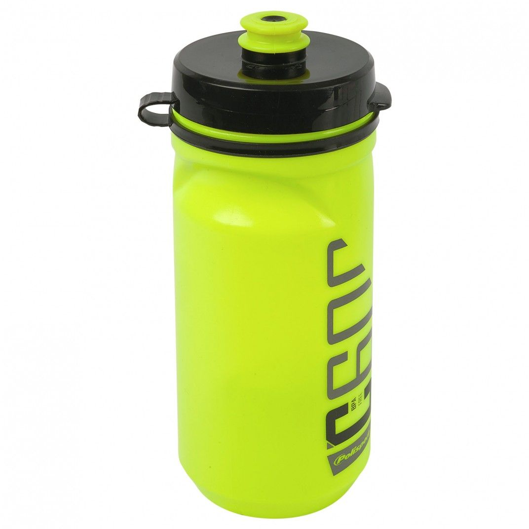 Clip-On Bottle C600 Lime Green and Black