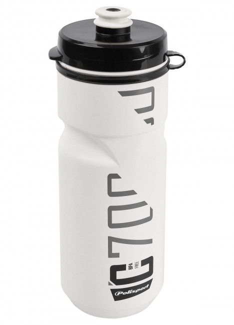 Clip-On Bottle C700 White and Black