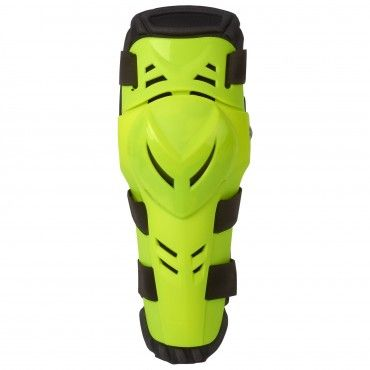 Knee Protection Devil in Yellow Flo for Enduro
