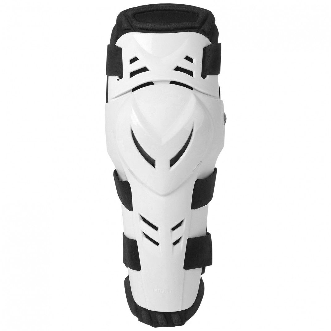 Knee Protection Devil in White for Enduro