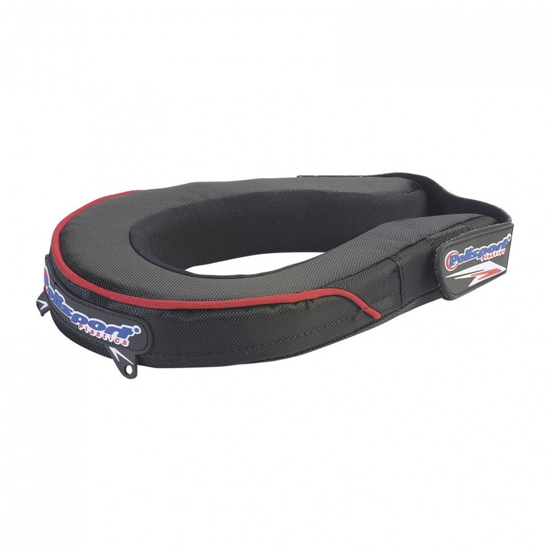 Neck Pad Protection Black - Size for Kids
