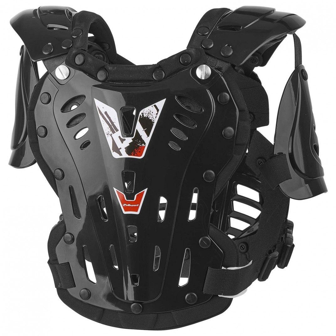 XP1 Mini - Chest Protector Black