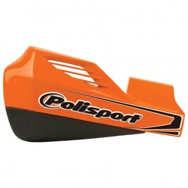 MX Rocks - Handprotektoren Orange/Schwarz - Enduro und MX