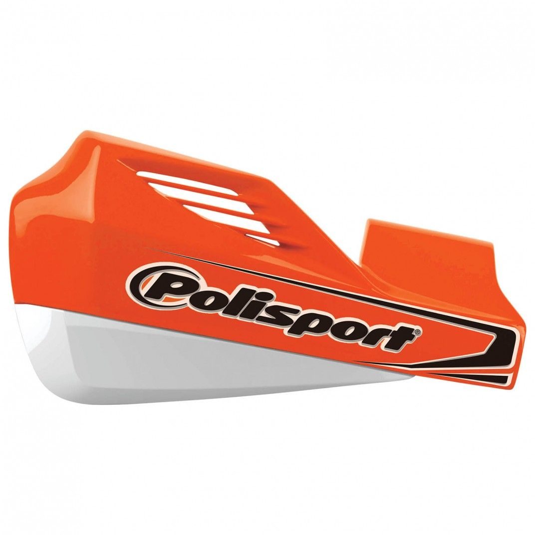 MX Rocks - Paramanos Naranja/Blanco Universal - MX and Enduro