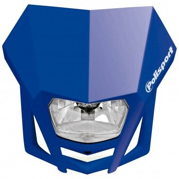 LMX Headlight Blue
