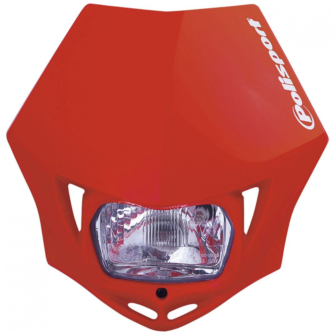 MMX Headlight Red