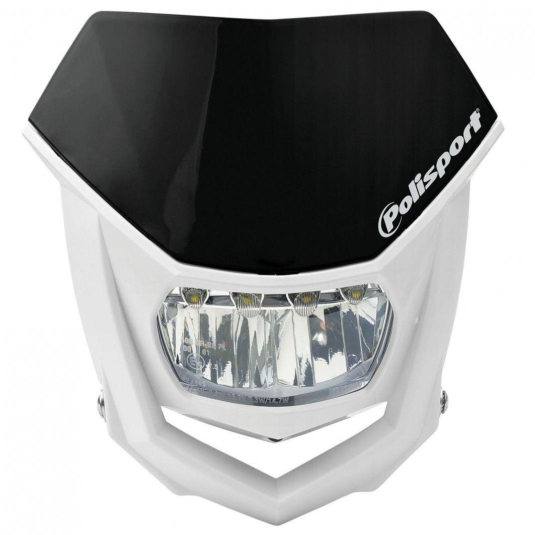 Halo Led - Led Headlight Black and White