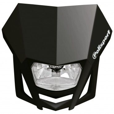 LMX Headlight Black