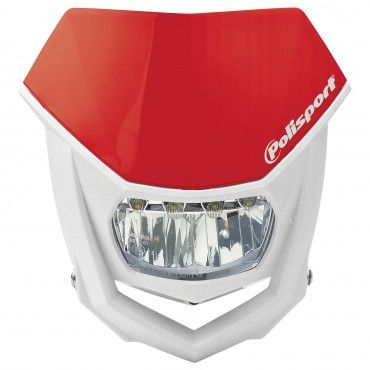 Halo Led - Phare Rouge et Blanc