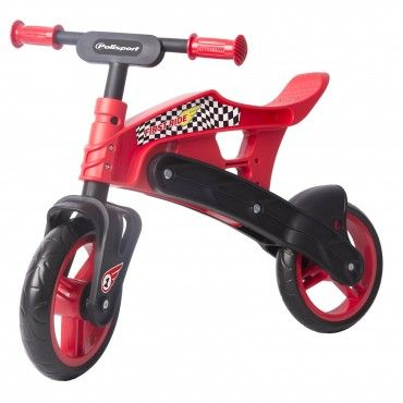 Balance Bike - Vélo Enfant d'Apprentissage Off-Road