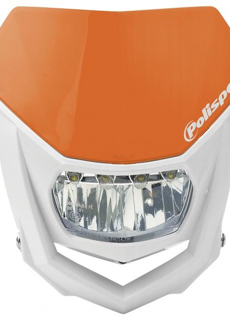 Halo Led - Faro Naranja y Blanco