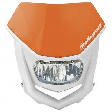 Halo Led - Led Headlight Orange and White