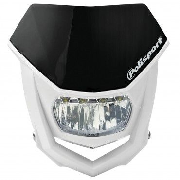 Halo Led - Faro Negro y Blanco