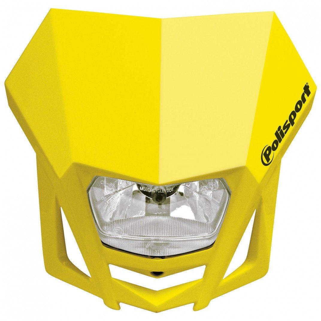 LMX Headlight Yellow