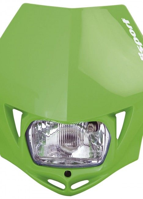 MMX Headlight Green