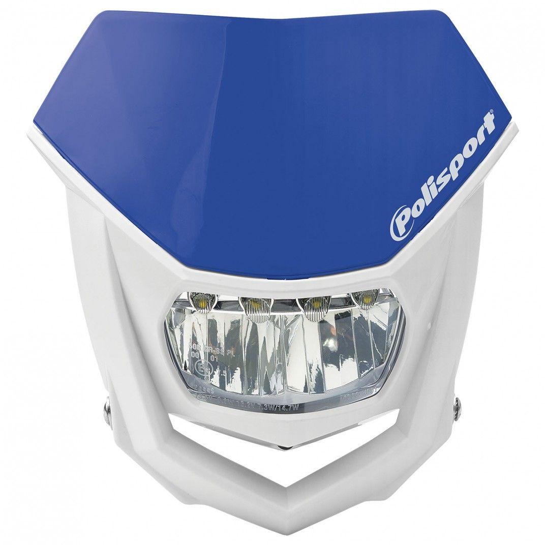Halo Led - Led Headlight Blue and White