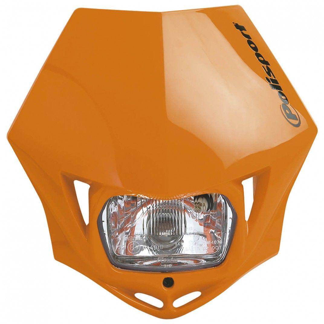MMX Headlight Orange