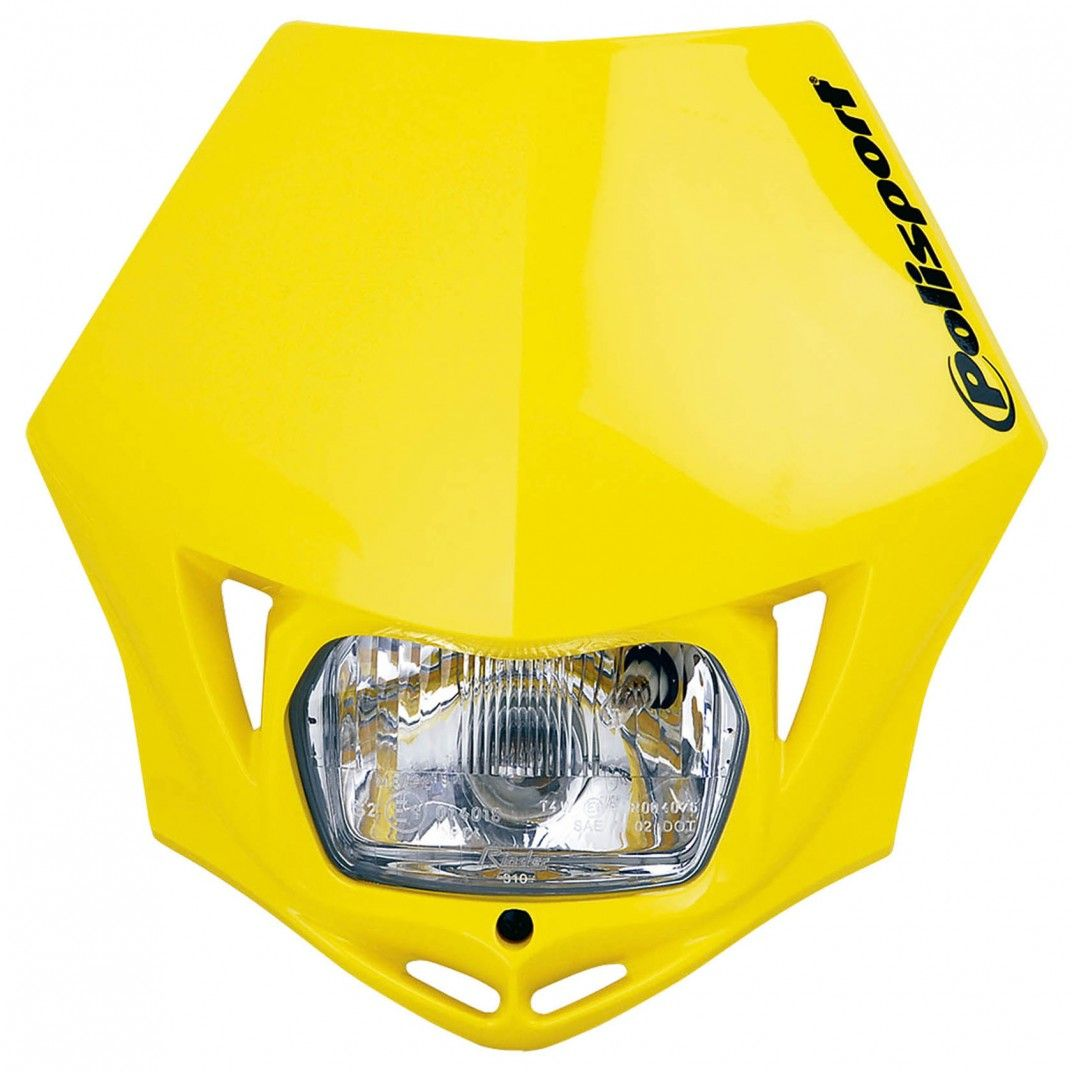 MMX Headlight Yellow
