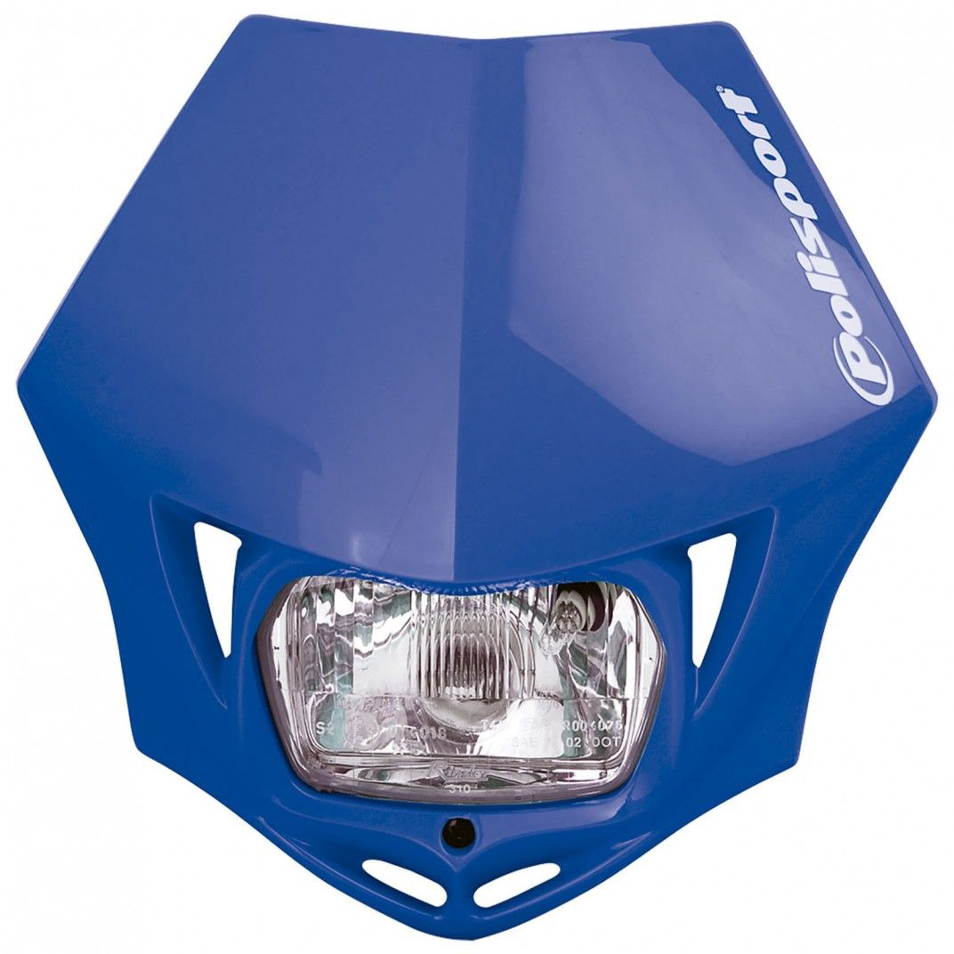 MMX Headlight Blue
