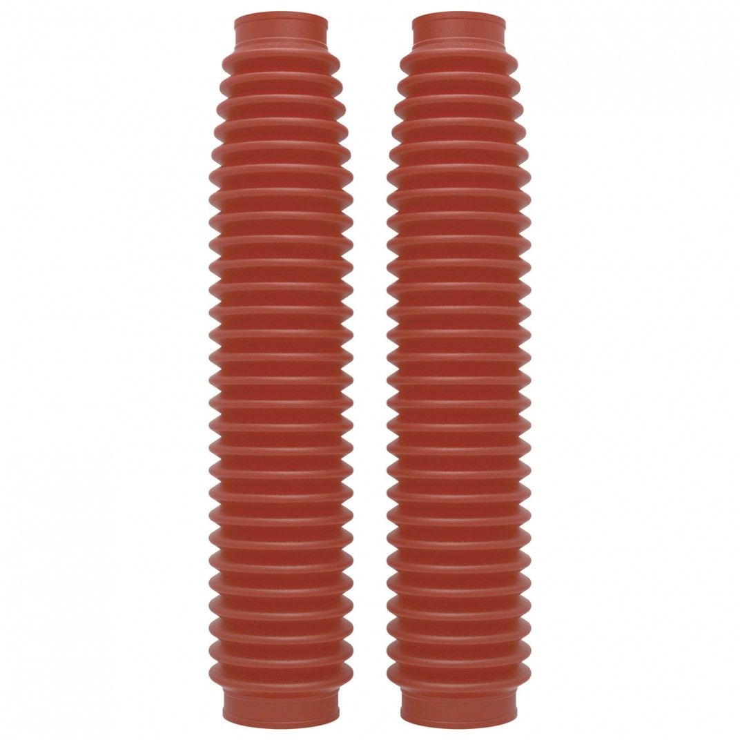 Fork Boots 250x32x60 Red