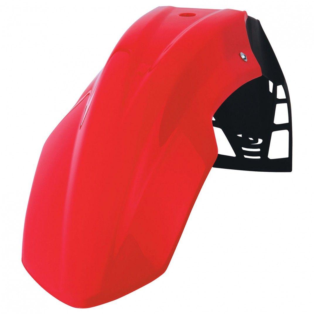 Freeflow - Vorderradkotflügel Rot Universal