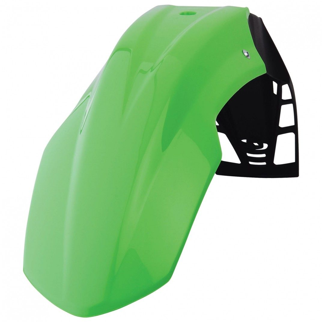 Freeflow - Universal Front Fender Green