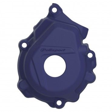 Husqvarna FC250,FC350 - Ignition Cover Protector Blue - 2016-20 Models
