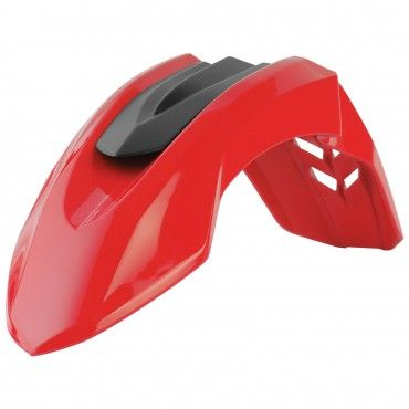 SM Line - Supermotard UFX Front Fender Red