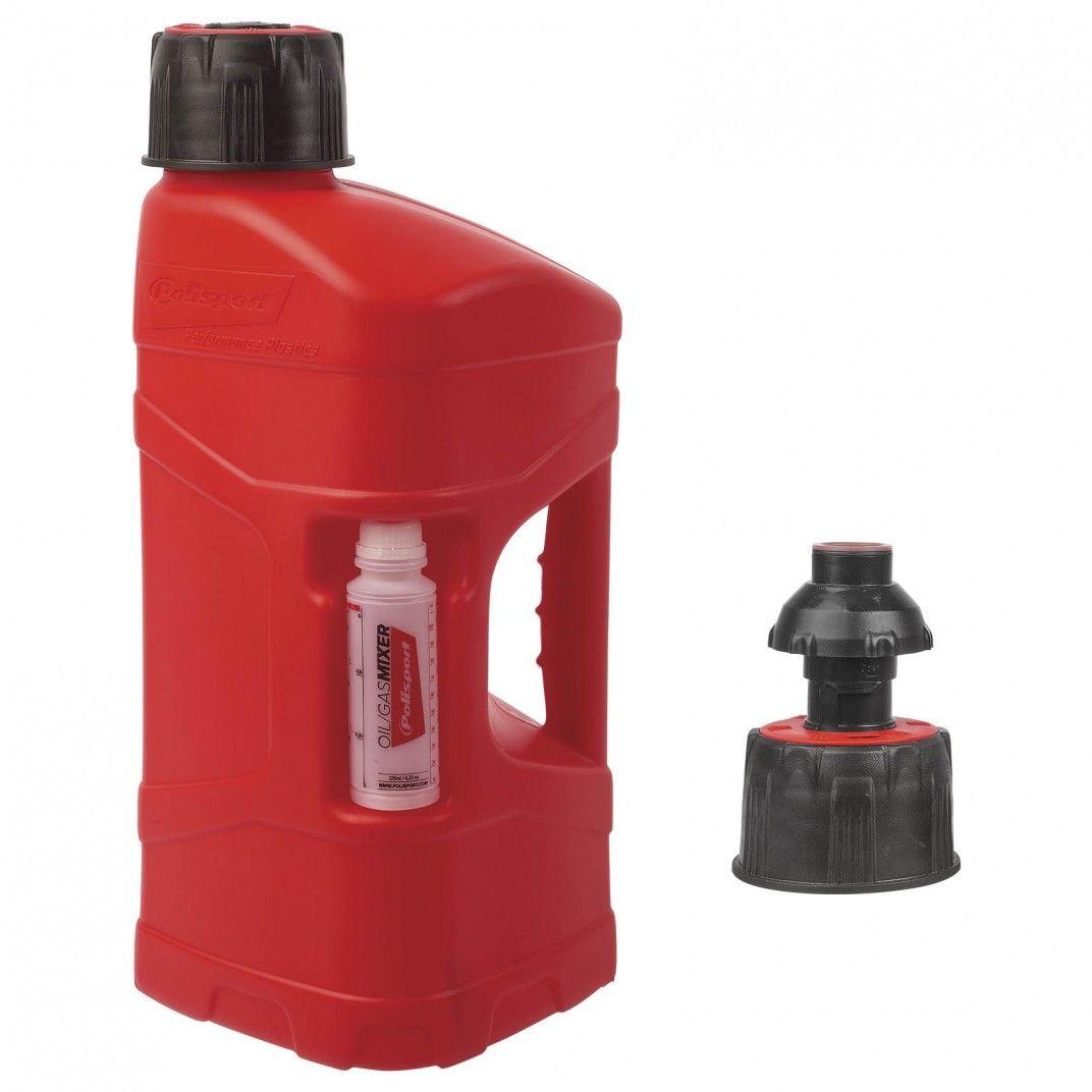 ProOctane - Depósito para Combustível de 10L com Sistema de Enchimento Rápido